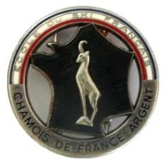 INSIGNE ESF SKI FRANCE LA FUSEE BRONZE